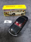 Dinky (France) Diecast #524 Panhard CT24 Coupe In Grey Mint in a top quality repro box 1964-1966