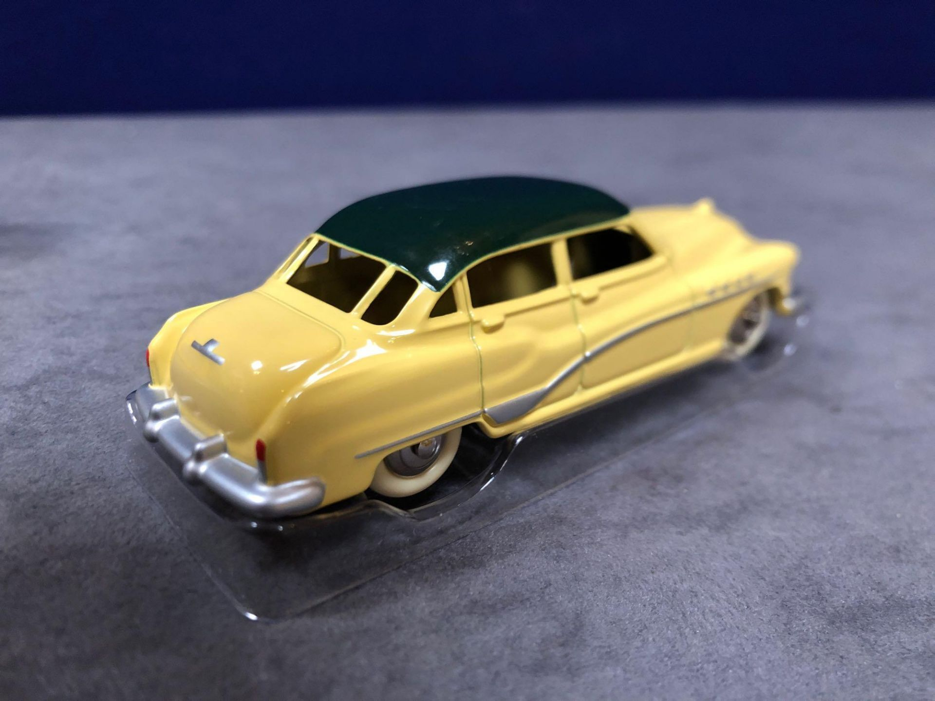 Dinky (Norev Edition) Diecast #24V Buick Road Master Mint In A Sealed Box 1954-1956 - Image 2 of 2