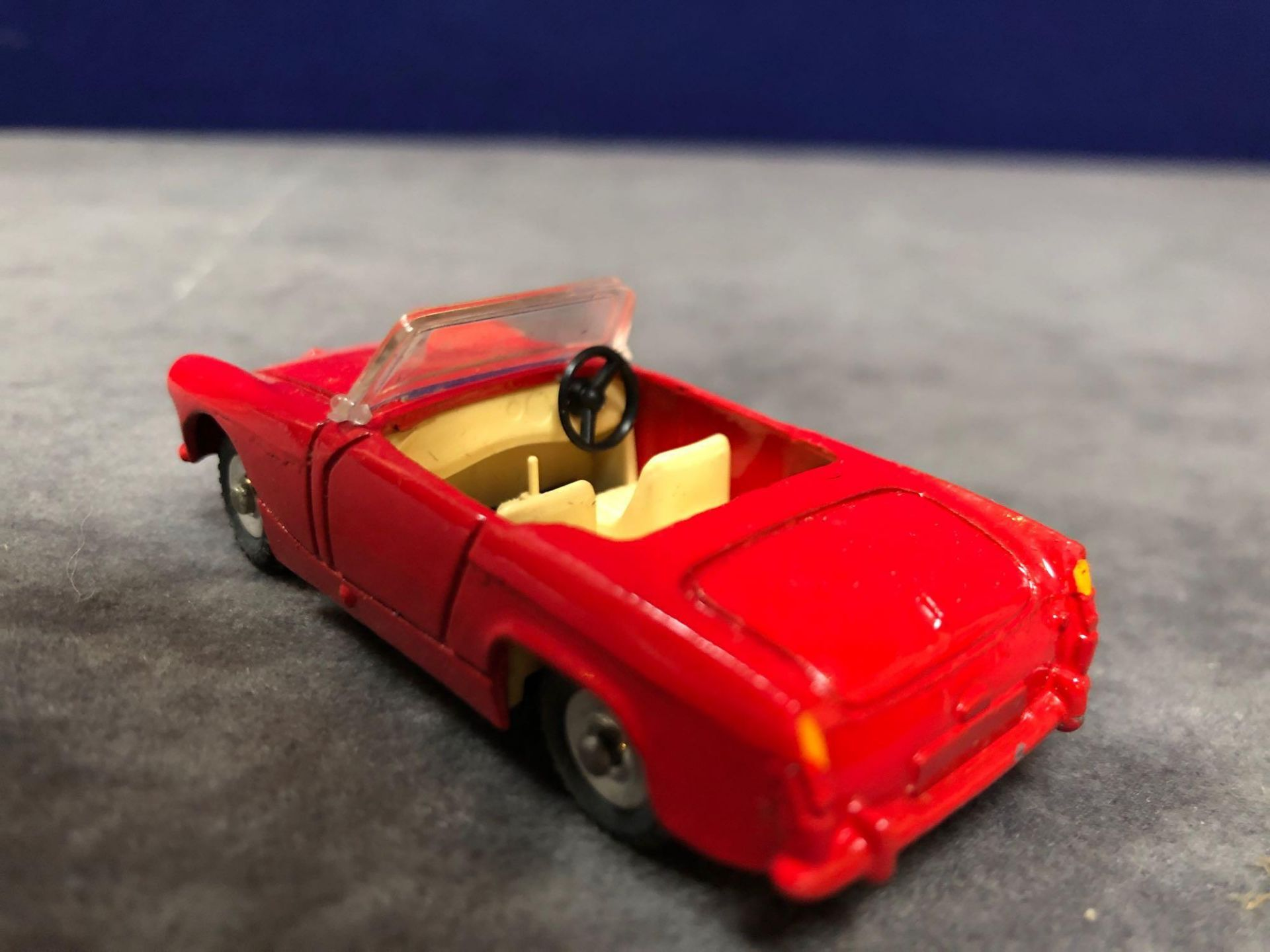 Dinky #112 Austin Sprint In Red With Inner Packaging Mint In Excellent Box 1965-1970 - Image 3 of 4