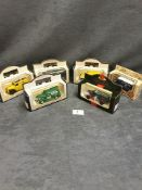 6x Days Gone Diecast Vehicles Individually Boxed Advertising decals Royal Engineers Bomb