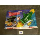 Matchbox Thunderbirds #TB-002 Virgil Tracy's Thunderbird 2 On Unopened Card