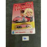 Matchbox Thunderbirds #TB-005 Lady Penelope's Rolls Royce FAB1 On Unopened Card