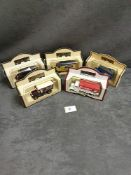 5x Days Gone Diecast Vehicles Individually Boxed Advertising Carnation Farm Products / Rinso