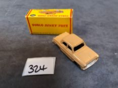 Dublo Dinky #061 Ford Prefect mint in firm box 1958-1959