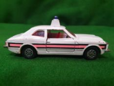 Corgi Whizzwheels #402 Ford Cortina GXL Police Car Unboxed In Excellent Overall Condition some light