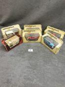 6x Models Of Yesteryear Diecast Vehicles Individually Boxed Advertising Rarer Model Nestles Milk