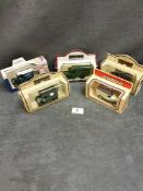 5x Days Gone Diecast Vehicles Individually Boxed Advertising Grand Hotel Days |Gone Lledo Plain.