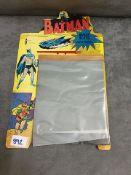 Watkins Strathmore #4946 Very Rare 1966 Batman Magic Slate Paper Saver National Periodical