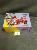 Corgi Classic Chipperfield circus 97886 Scammell Highwayman with crane in box