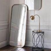 Logan rectangle mirror