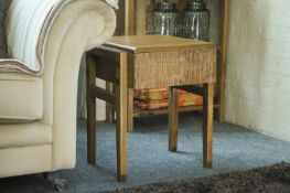 A Pair Of Ripple Side Table / Bedside Tables The Ripple Range Brings Wonderfully Unique Character To