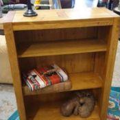 Oak Wentworth Bookcase