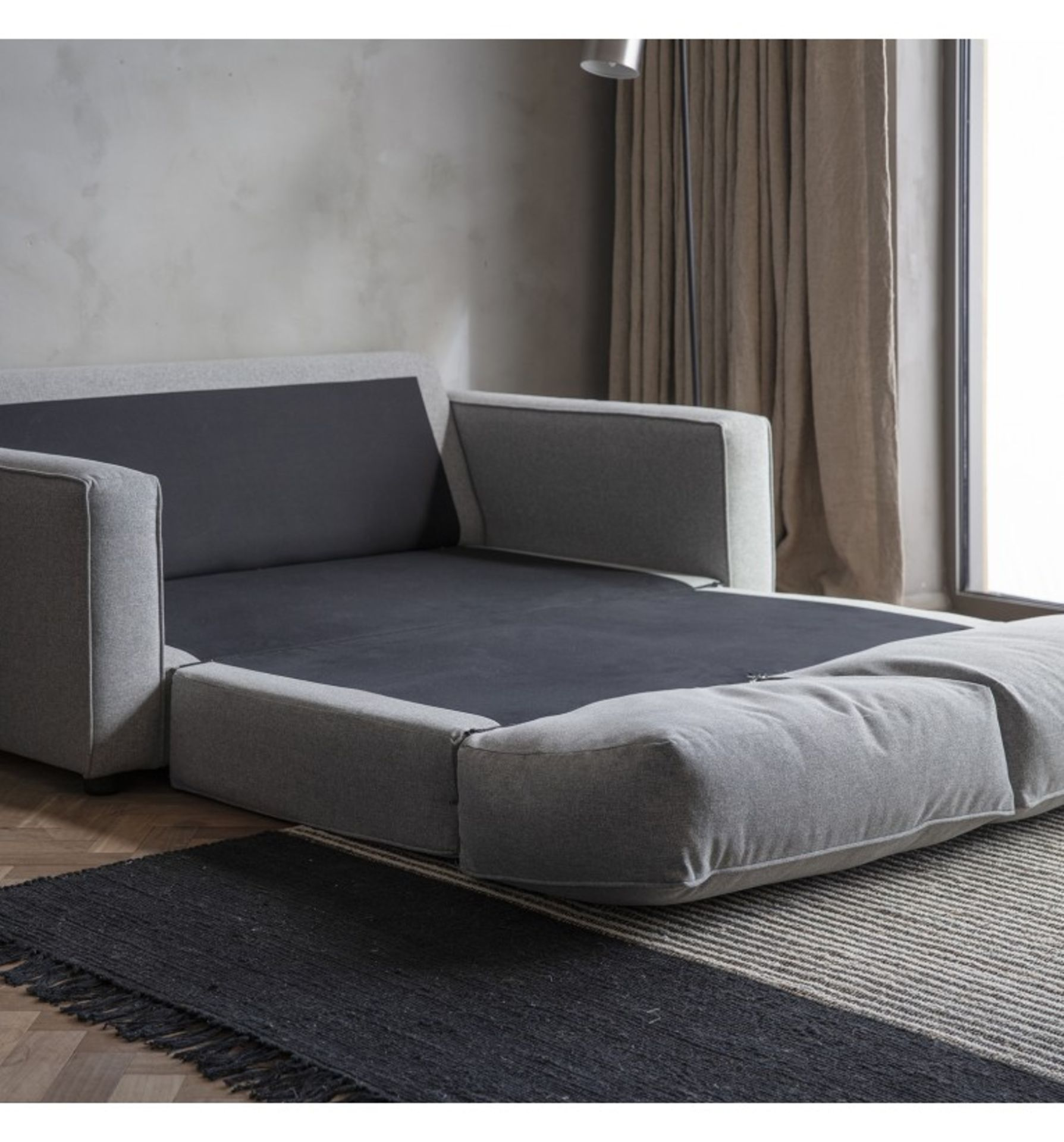 Eastwood Sofa Bed Pocket Sprung King Mattress Unique In Design Our Eastwood Sofa Bed Is Fully Pocket - Image 2 of 2