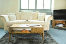 Ripple Mid Century Coffee Table Take iconic design and beautiful aesthetics to the next level with