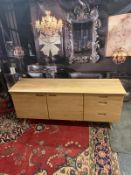Laura Ashley Walnut Hazlemere Sideboard Taking inspiration from the iconic furniture designs of