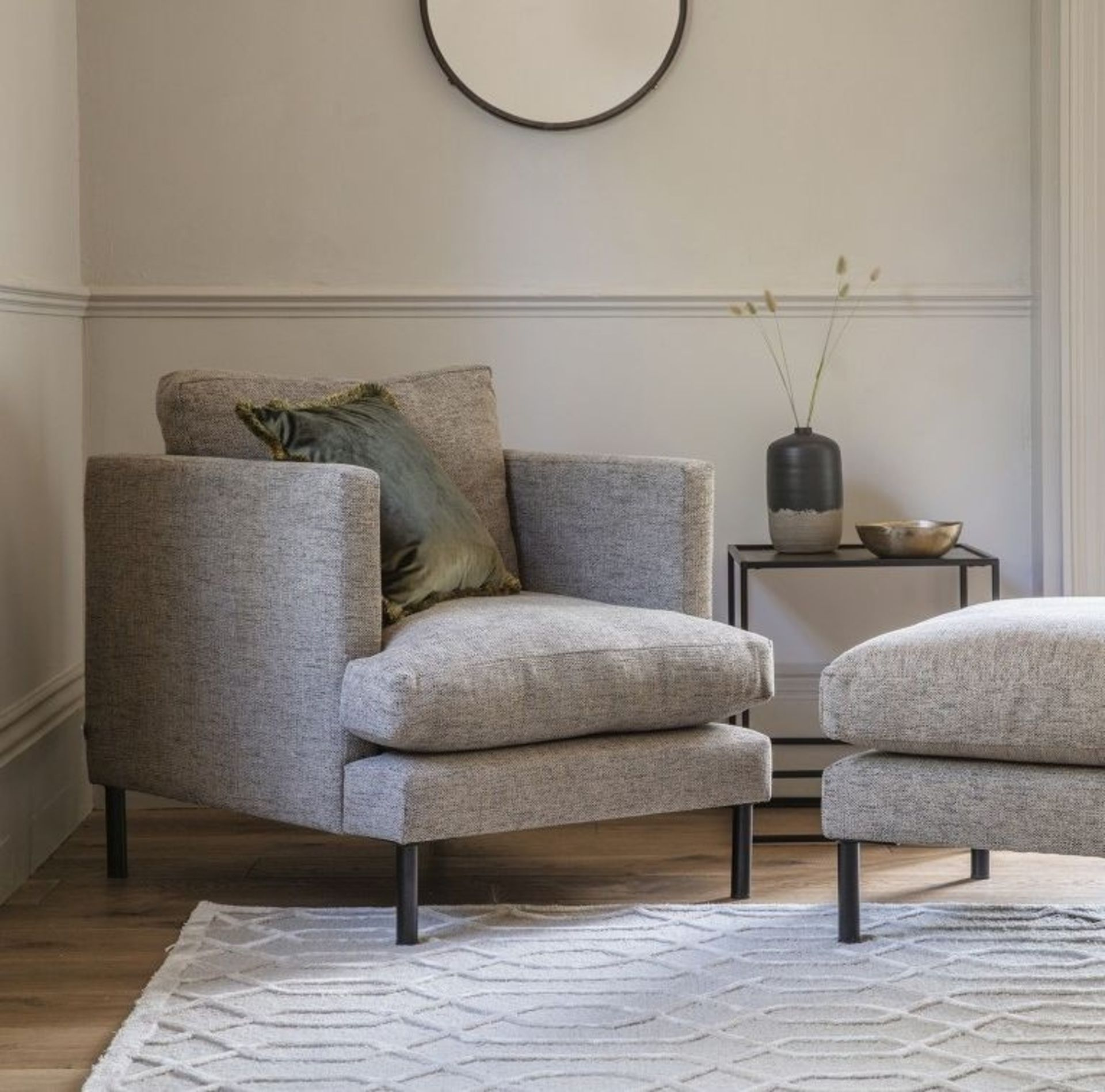 Dulwich Upholstered Arm Chair
