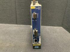 ETEL EA-P2M-400-15/40A-0100-00 AccurET MODULAR POSITION CONTROLLER
