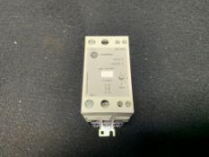 ALLEN BRADLEY 156-B50BC1 CONTACTOR SOILD STATE 50AMP 480VAC