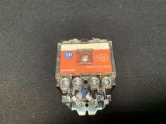 ALLEN BRADLEY 700S-DCP310Z24 NEMA 600V SAFETY CONTROL RELAY 24VDC
