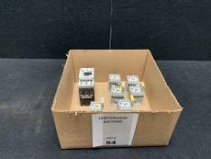ALLEN BRADLEY 140M-FBE-C20 CIRCUIT BREAKER 14.5/20 AMP 600 VAC 50/60 HZ | 700-K31Z-* CONTROL RELAY
