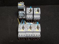 SIEMENS 3RV2411-1HA10 CIRCUIT BREAKER SIZE S00 FOR TRANSFORMER PROTECTION, 5.5-8A