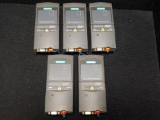 SIEMENS 1790L220A MICROMASTER CONTROL PAD MODULE