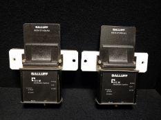 BALLUFF BISM626069A0106ST31 PROCESSOR UNIT INTERFACE 01=INDUSTRIAL ETHERNET / ETHERNET TCP/IP / MODB