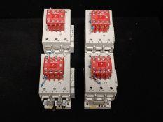 ALLEN BRADLEY 100-C60D*00 CONTACTOR, 60 AMP, 110/120 VAC, 50/60 HZ