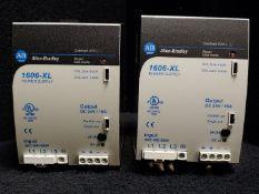 ALLEN BRADLEY 1606-XL240E-3 POWER SUPPLY, 0.8 A, 240W, 340/576 VAC, 50/60 HZ
