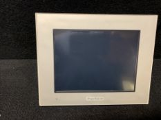 PRO-FACE PFXGP4401TAD HMI TOUCH SCREEN 24VD, 0.50A, T5 EITHERNET, COM1/2, USB1/2 AND AGP3400-T1-D24