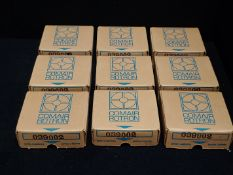 LOT OF 9, NEW IN BOX - COMAIR ROTRON FAN 039002, 24V, 9.6W, 110CFM, 3200RPM, 50/60Hz