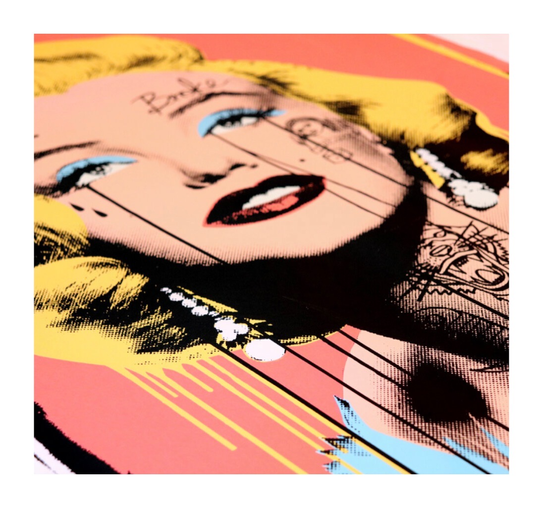 CHARLIE ANDERSON 'BAD MARILYN'-2020 - Image 2 of 4