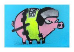 MAU MAU 'RIOT PIG' - 2015
