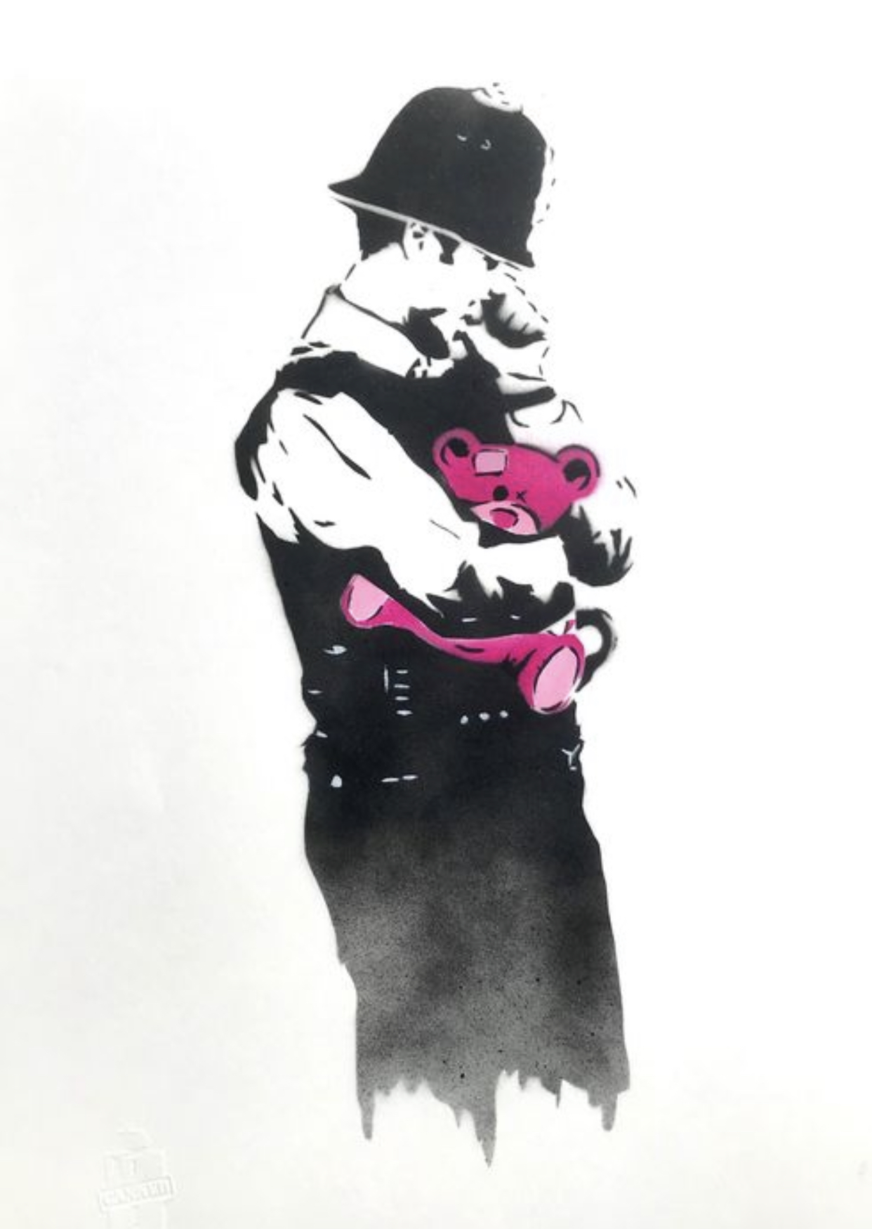 CANNED-MOFART'Z 'BABY COP' - 2020 - Image 4 of 4