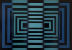 ESONE (PEDRO DENTINHO) 'THE SQUARES ARE HERE' - 2020
