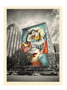SANDRA CHEVRIER AND SHEPARD FAIREY (OBEY) 'THE BEAUTY OF LIBERTY AND EQUALITY' - 2020