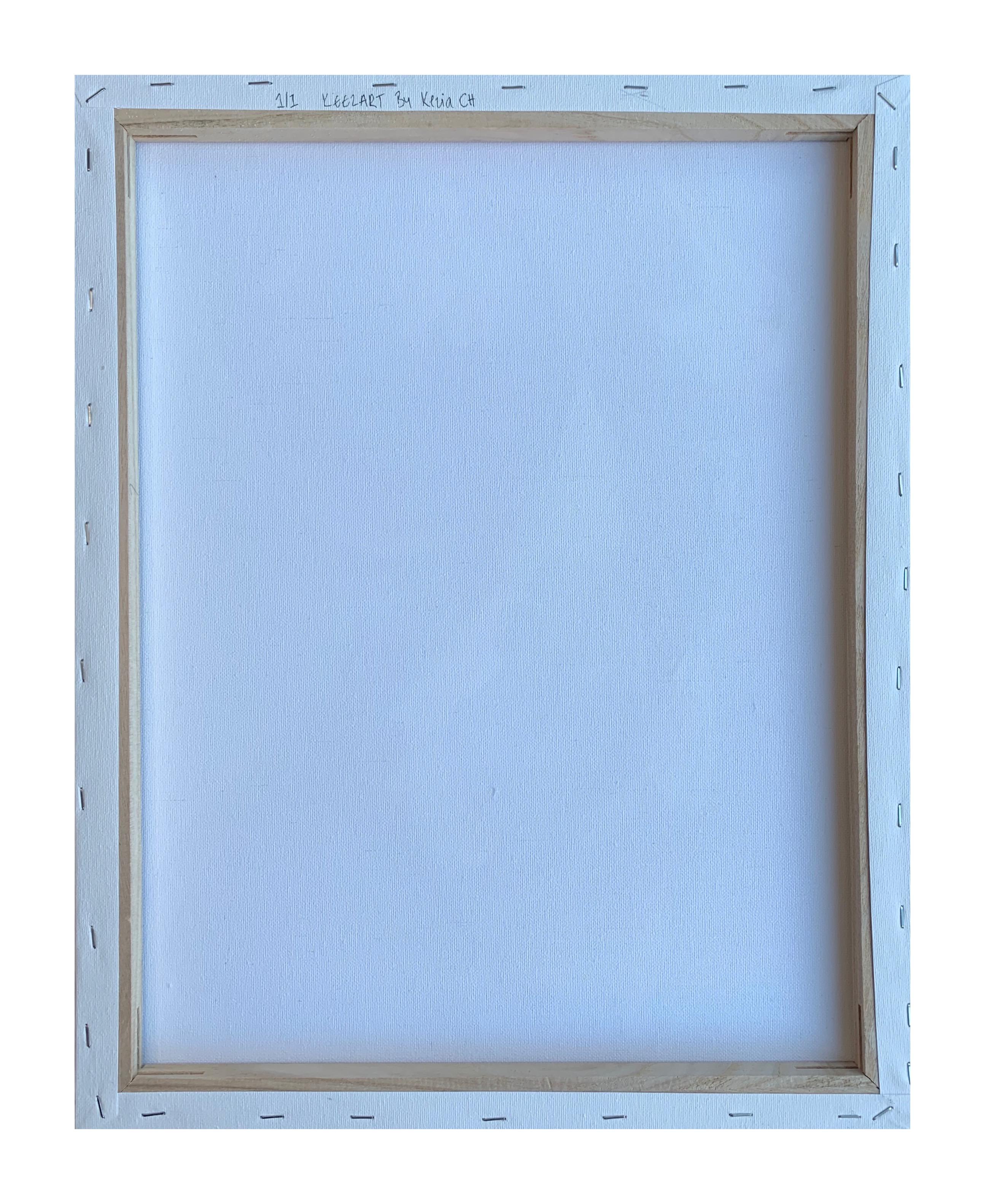 KEZIA HARRIS 'VIBRANT NUDE' - 2020 - Image 6 of 7