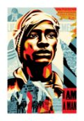 SHEPARD FAIREY 'VOTING RIGHTS' - 2020