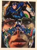 SANDRA CHEVRIER 'LA CAGE A L'UNISSON' - 2020 - ORIGINAL