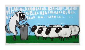 MAU MAU 'WOLF IN SHEEPLE'S CLOTHING' - 2011
