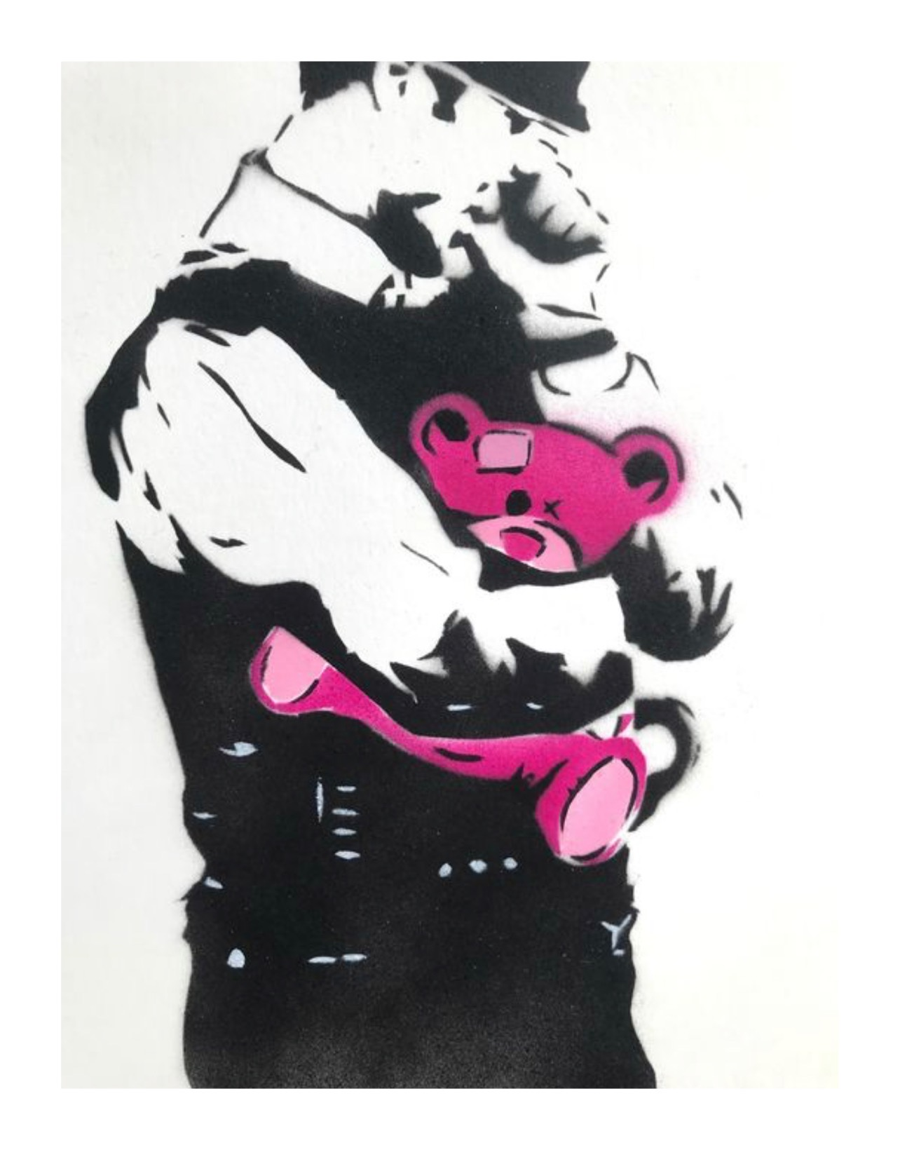 CANNED-MOFART'Z 'BABY COP' - 2020 - Image 3 of 4