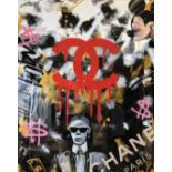 ALAN STEFANOV 'LIFE IS CHANEL' - 2020