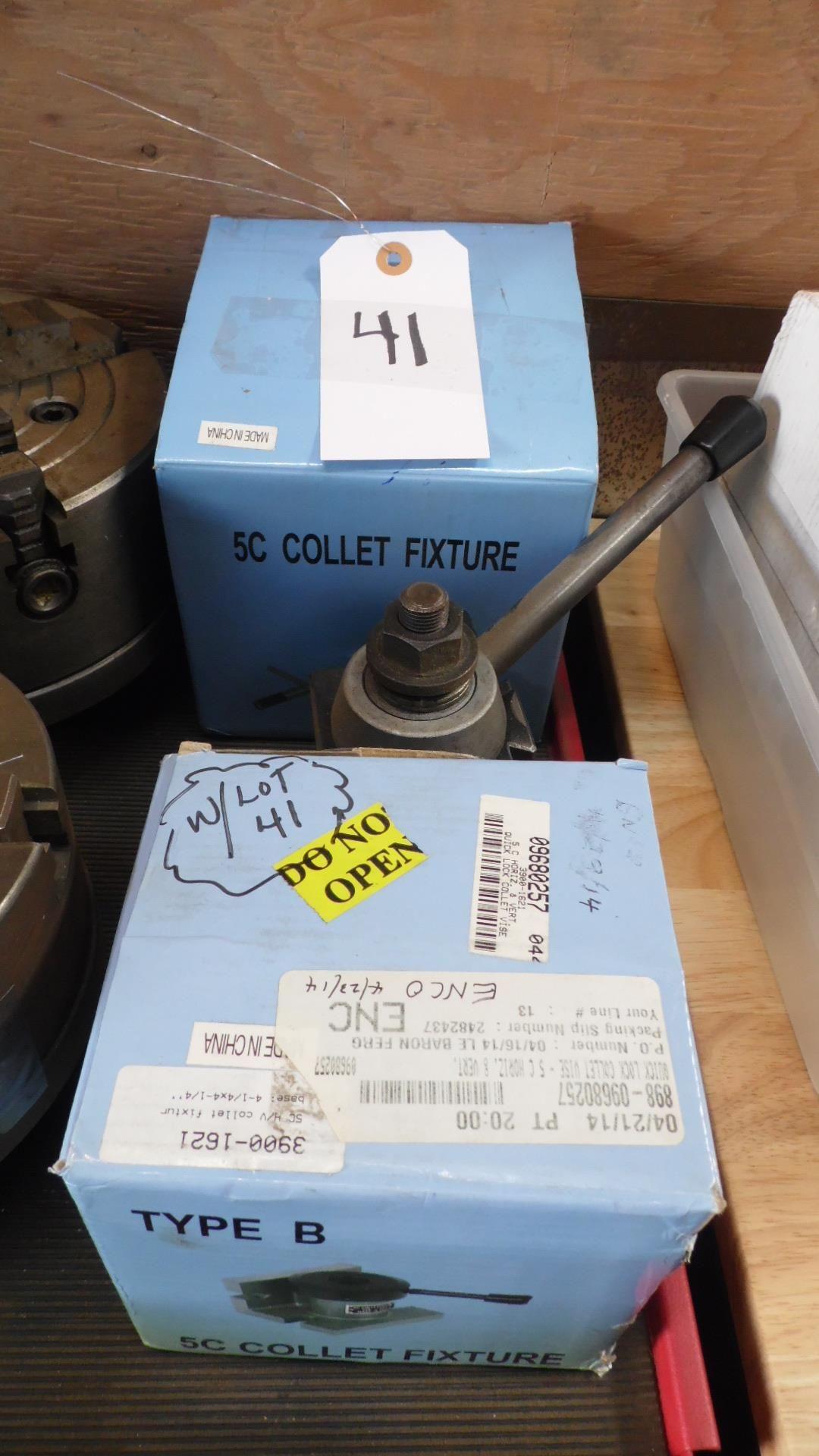 Lot 41 - COLLT FIXTURE 5C