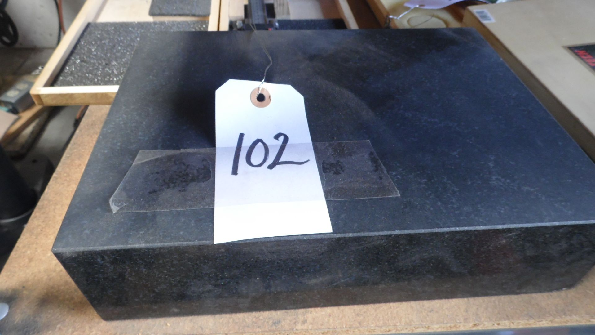 Lot 102 - 9 X 12 SURFACE PLATES