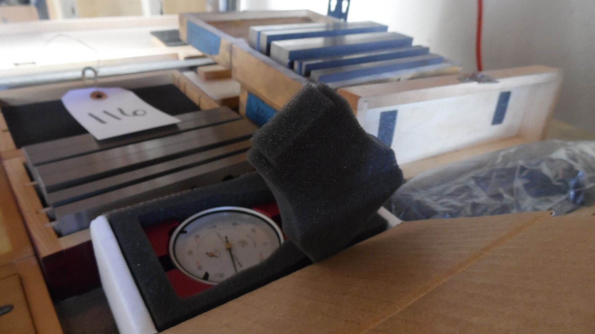 Lot 116 - PARALLEL SET - TOUCH OFF GAGE - LEVEL