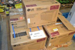 LG ROOM AC 5000 BTU (5 UNITS)