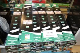 METALUX LED LOW PROFILE LED WRAP-AROUND LIGHTS (19 PCS)