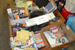 OFFICE SUPPLIES AND TAPES, PAPER TRIMMER, STUD FINDERS, ELECTRO THERAPY ELECTRODES AND MORE