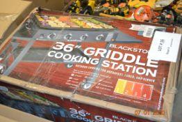 "36"" BLACKSTONE GRIDDLE COOKING STATION"