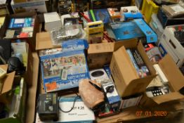 MIX LOT LINKSYS ROUTER (NEW), LIGHTERS, TATTOO GUN, LED LIGHTS AND MORE